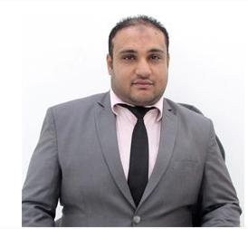 الاستاذ/احمد ابراهيم الدالي